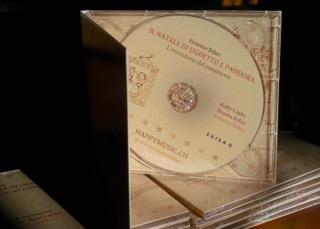 CD Il Natale di Ughetto e Pandora