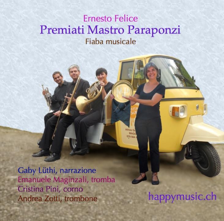 CD Premiati Mastro Paraponzi