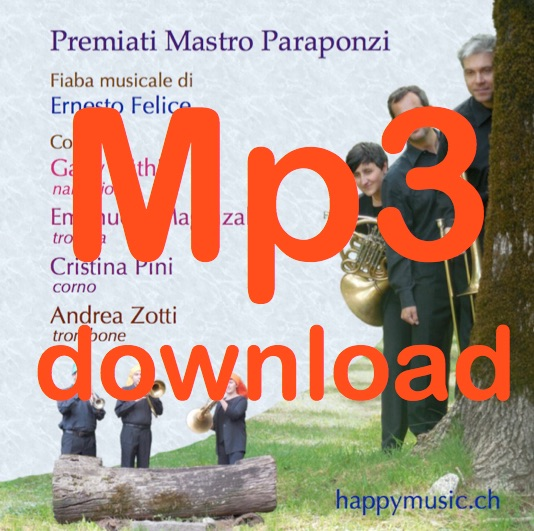 Mp3 Download Premiati Mastro Paraponzi